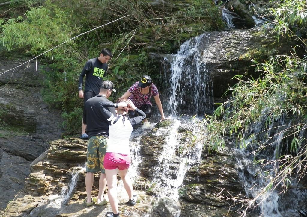 滝を見るのが好きな方は、どうぞ宮川上流へお越し下さい [カヌー体験ツアー in 伊勢志摩③]