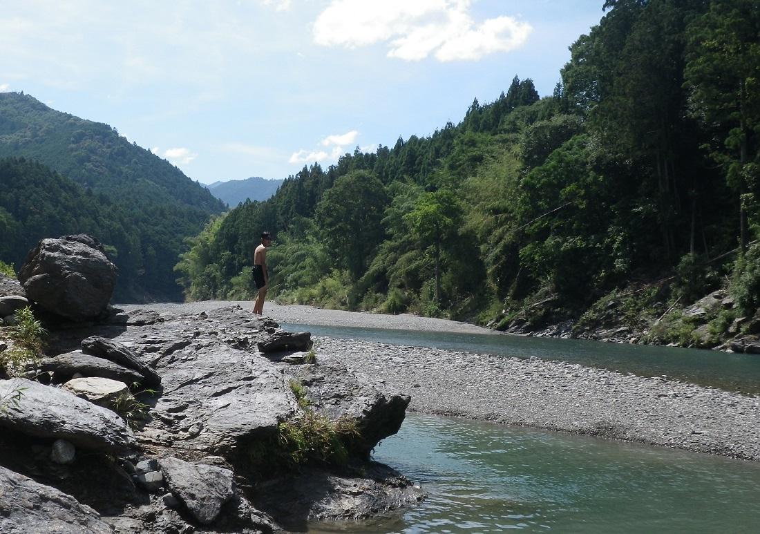 子供たちと三重県でアウトドア アクティビティをするなら、川で自然体験をするのがイイ